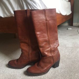 Frye Jane Tall Riding Boots - 8.5